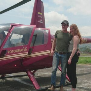 Medellin helicopter tour